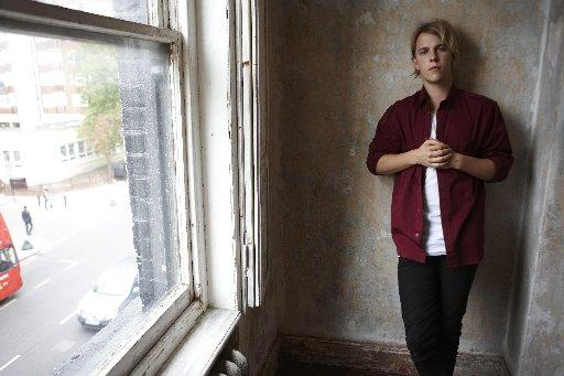 Tom Odell, winner of the Brit Awards' Critic's Choice award