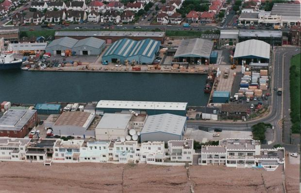 Shoreham port's redevelopment blueprint drawn up