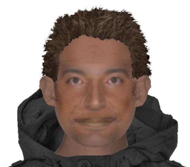 Police issued this efit after November's attack