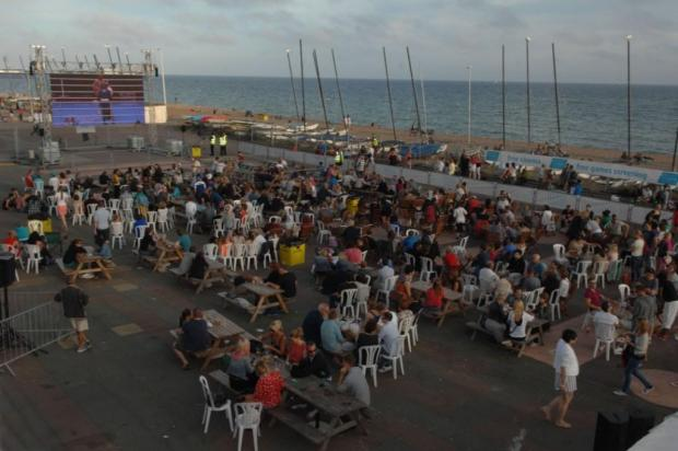Giant screen set to return to Brighton seafront after Olympics