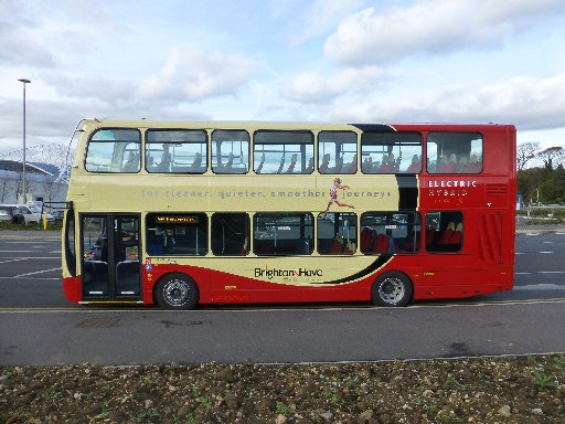 Meeting to be held on Brighton bus service changes