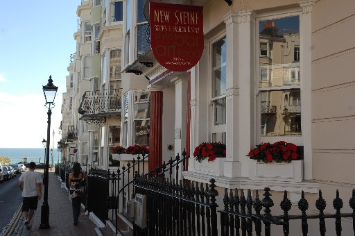 Hotels in New Steine, Brighton