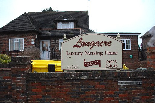 Longacre Care Home in High Salvington
