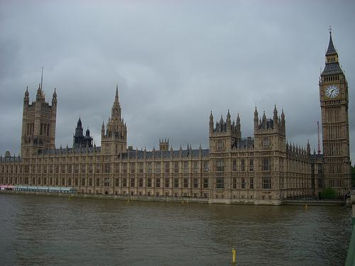 The Palace of Westminster – picture by Cruccone on Flickr, licenced by Creative Commons
