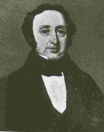 Brighton's first police chief Henry Soloman