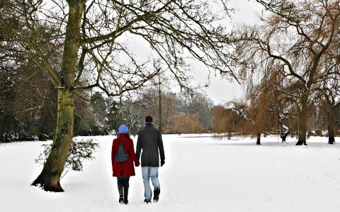 Snow set to reach Sussex this evening