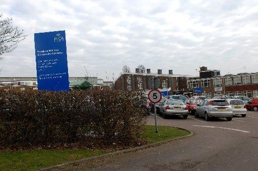 Portslade Aldridge Community Academy (PACA) where 25 pupils were suspended by the new headteacher