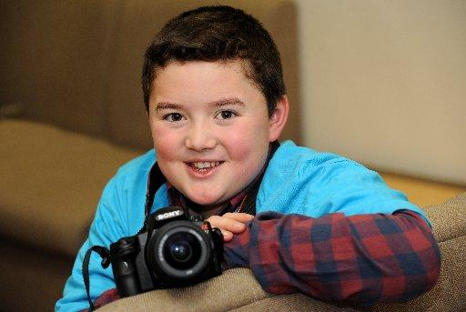 Charlie Doherty had raised more than £20,000 for charity