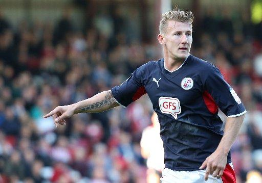 Kyle McFadzean could undergo a medical at Bristol City in the next few days