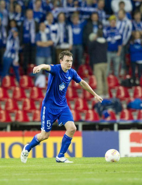 Vegard Forren Albion to swoop for Norway international Vegard Forren as centre