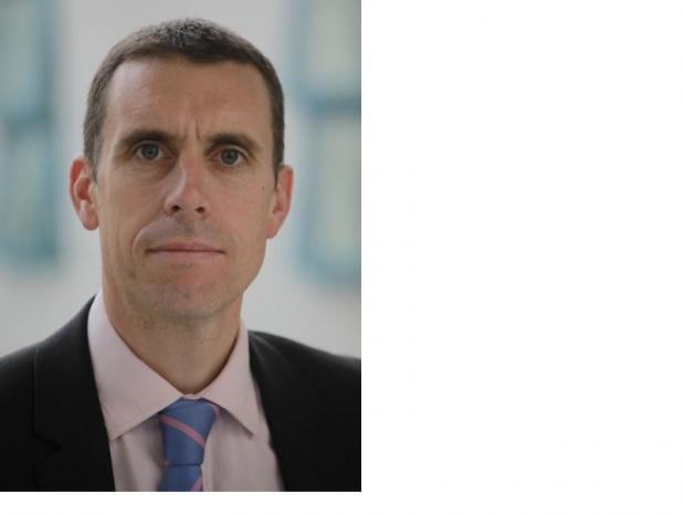 New hospital chief executive revealed