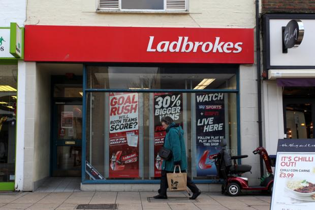 A street full of betting shops could be coming