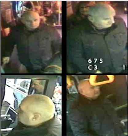 Police seek man after sexual assault at Brighton bus stop