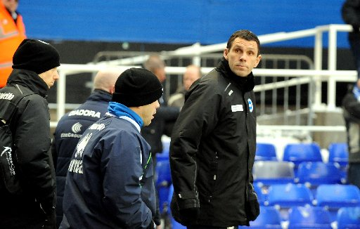 Gus Poyet would not blame his keeper