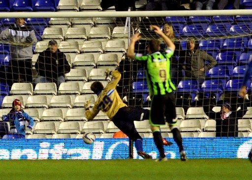Very funny, very mean: Birmingham fans taunt Brightons Kuszczak after his late minute howler