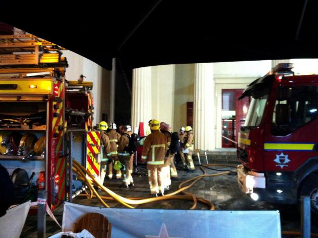 Popular Brighton restaurant closed following fire