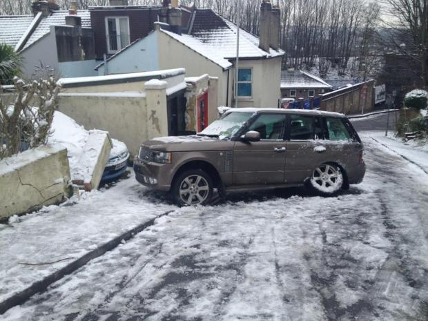 Sussex drivers warned as roads freeze over