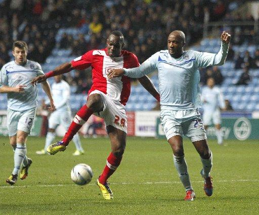 Claude Davis has been reunited with former Crawley boss Steve Evans at Rotherham