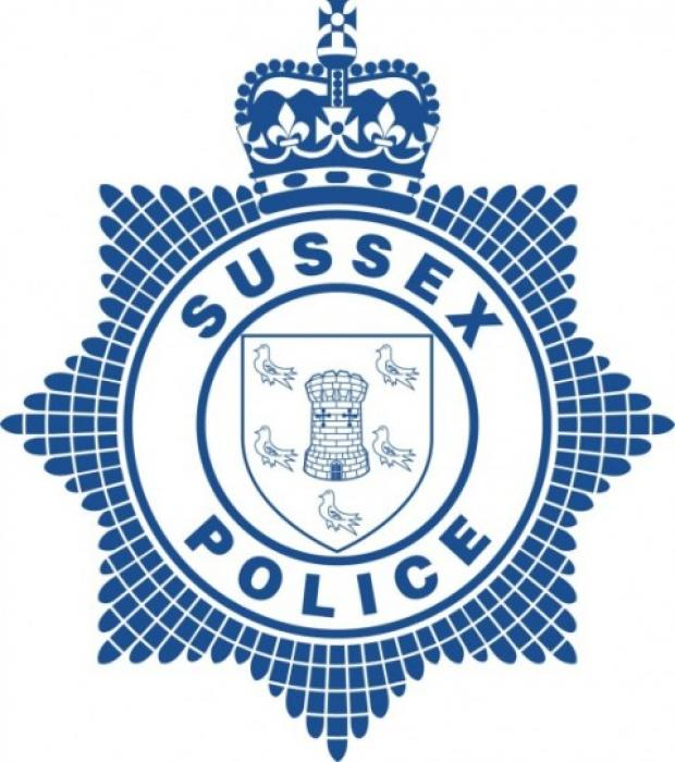 Sussex Police have put out a witness appeal