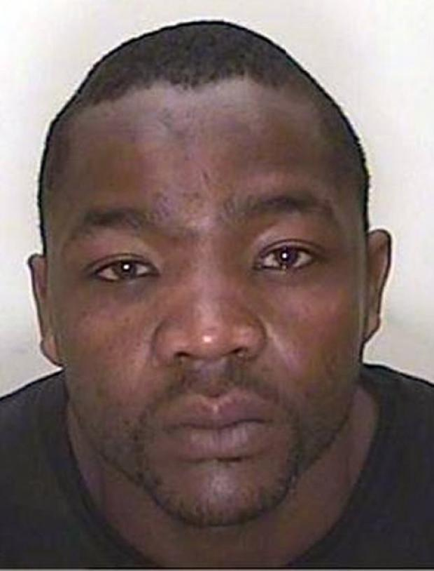 Obert Mayo sentenced to ten years in prison for attacking his ex-partner