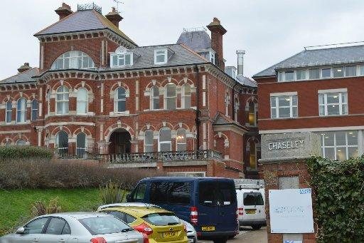 The Chaseley care home in South Cliff, Eastbourne