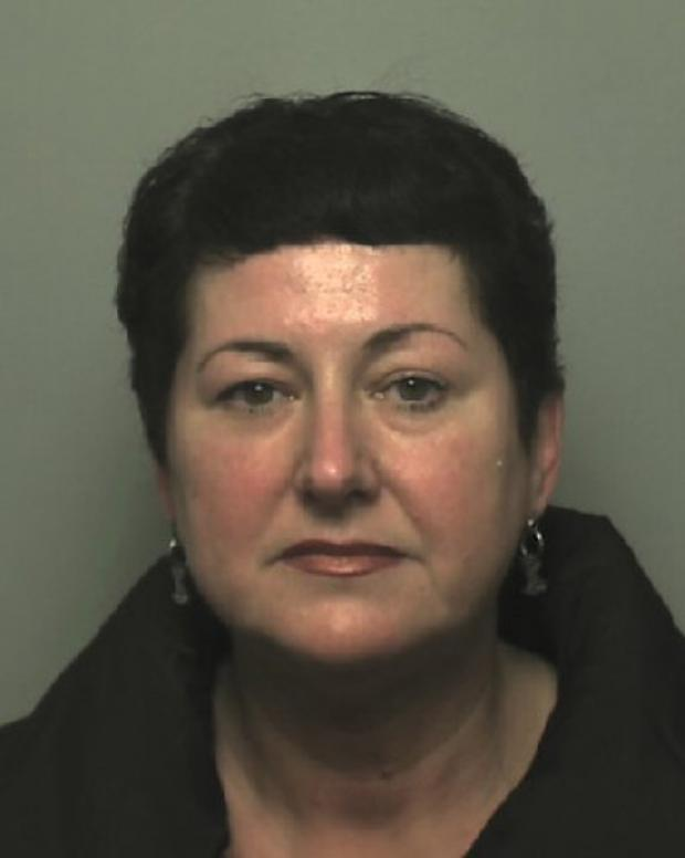 Amanda Stevens was jailed for two years for stealing from her employers
