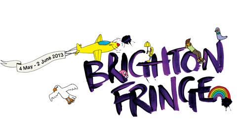 Brighton Fringe programmes are available from March 12