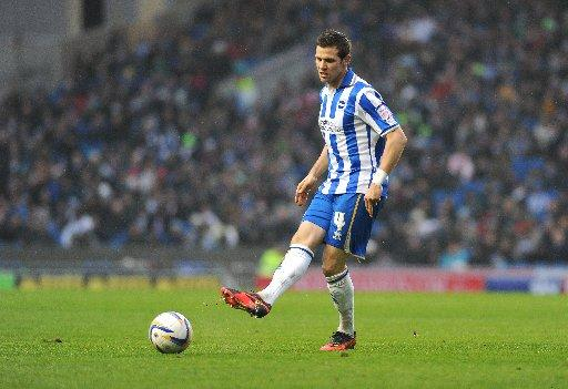 Dean Hammond was encouraged by Albion's performance against Blackburn