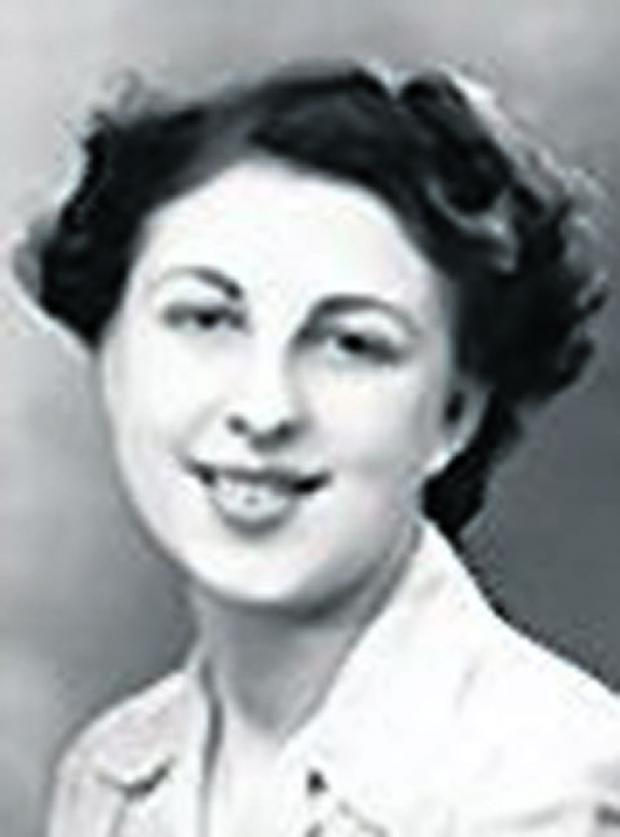 Code cracker Dorothy Du Boisson, MBE