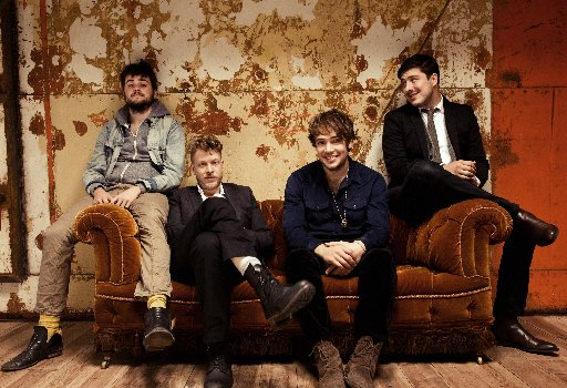 Grammy-award winners Mumford and Sons