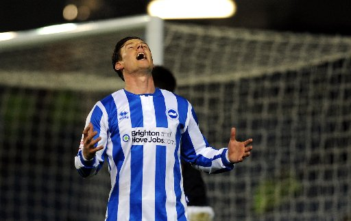 Will Hoskins can take encouragement from Albion boss Gus Poyet's recovery from a similar injury