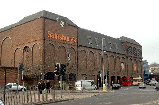Sainsbury's in Lewes Road, Brighton, could house GP surgeries