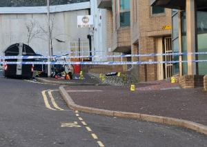 The Argus: Queen Square stabbing