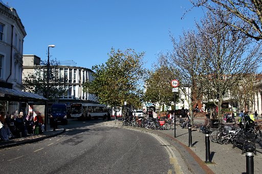 South Street, Worthing, could be transformed by introducing a sandy beach