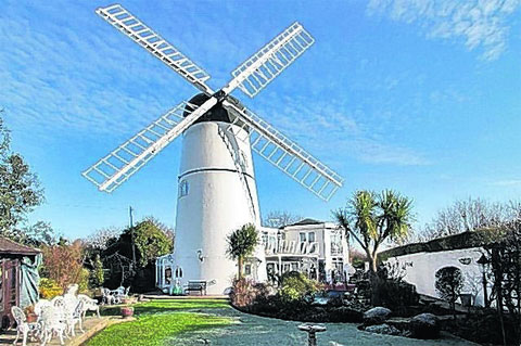 Patcham windmill has a £1 million price tag