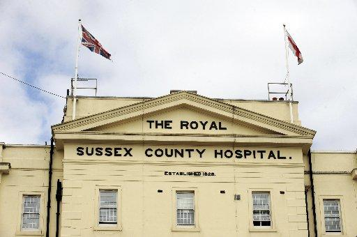 A&E surge contributed to crisis at Sussex hospitals