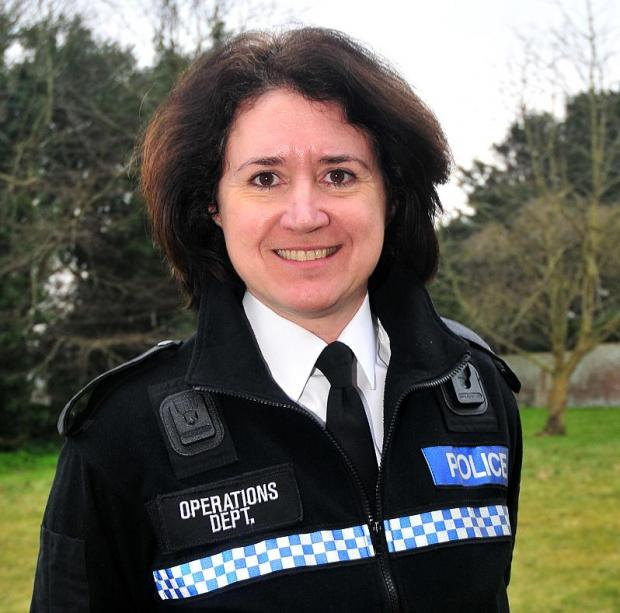 Put your questions to Sussex Police's top roads officer