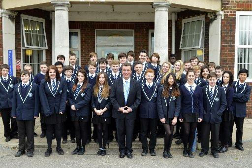 Hove school celebrates improving Ofsted report