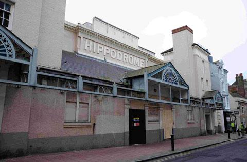 The Argus: The Brighton Hippodrome hosted The Beatles and The Rolling Stones in 1964