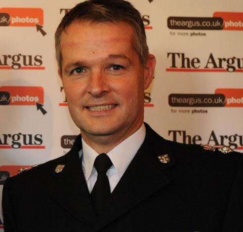 "The Argus: Brighton and Hove ""not ready"" for drug rooms says former top cop"