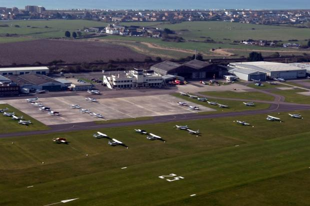 Brighton (Shoreham) Airport