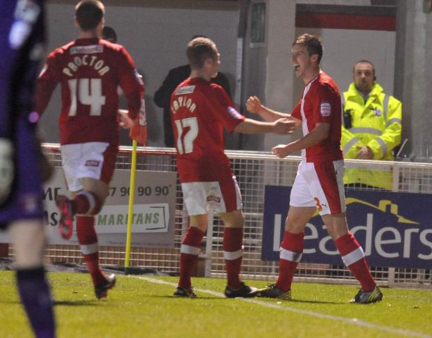 Crawley frustrated at home once again