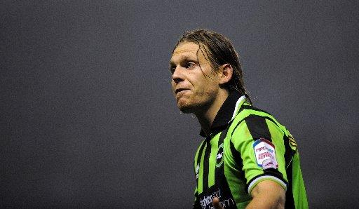 Craig Mackail-Smith is likely to miss the rest of the season
