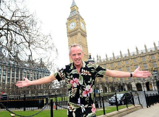 Fatboy Slim becomes first DJ to play Houses of Parliament