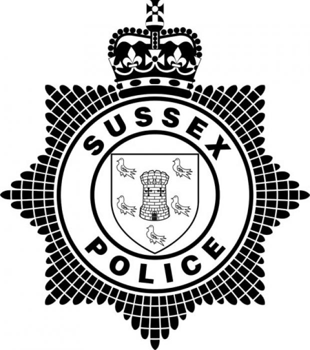 Sussex Police are appealing for help to find out how George Gardiner was injuried