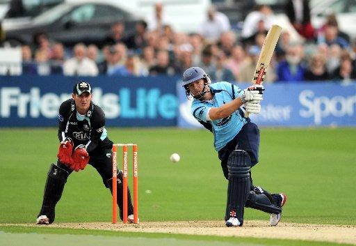 Chris Nash made an unbeaten 76 to lead Sussex to victory over Lancashire