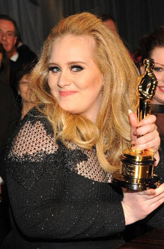 The Argus: Adele, 24, who lives at the Western Esplanade in Hove with her boyfriend Simon Konecki, has an estimated £30m fortune.