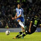 Gary Dicker has been released by Albion