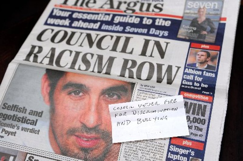 Fringe Magician predicts Argus front page
