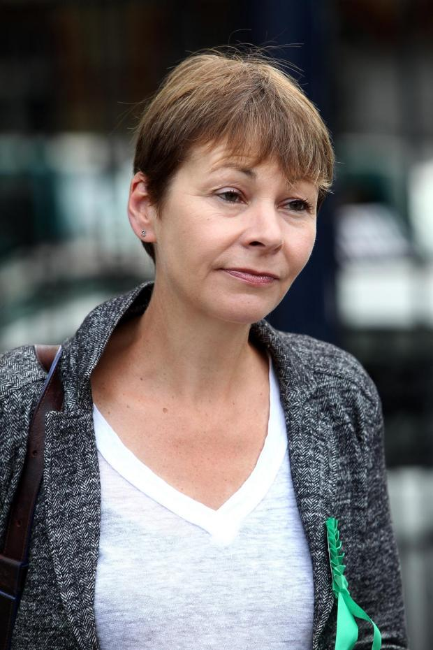 The Argus: Candidates put themselves forward to push out Green MP Caroline Lucas